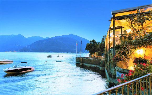 Hotel Camin Colmegna 4*