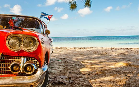 Hotel Nacional de Cuba 5* & Dhawa Cayo Santa Maria 4*