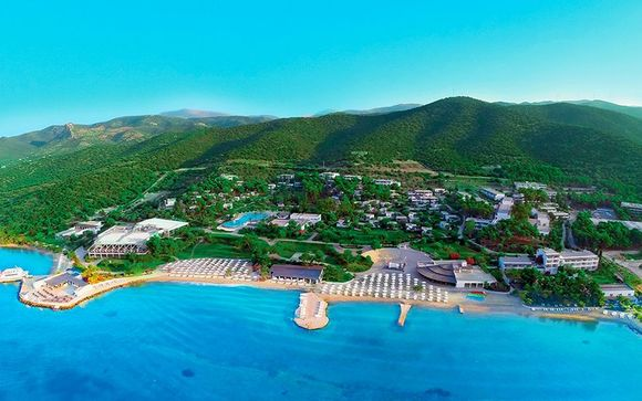 Barcelo Hydra Beach 5*