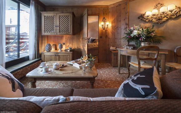 Hôtel Alpen Ruitor 4*