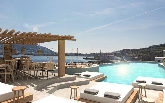 Dreambox Mykonos Suites 4* - Mykonos - Up to -70% | Voyage Privé