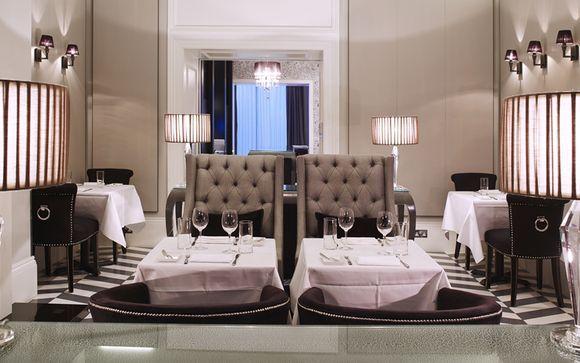 High Tech Luxury Grade II Listed Hotel