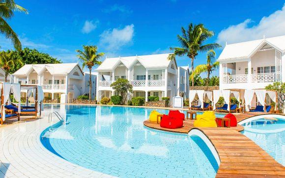 Rustic Lagoon-side Mauritius Lifestyle Resort