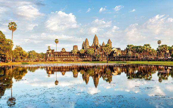 Explore Cambodia 5*