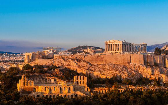 pythia and athens greece