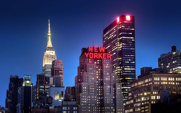 The New Yorker by Wyndham 3*