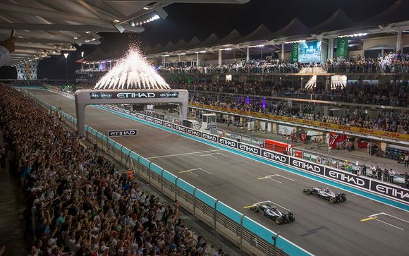 Abu Dhabi F1 Grand Prix & 4/5* Hotel Stay