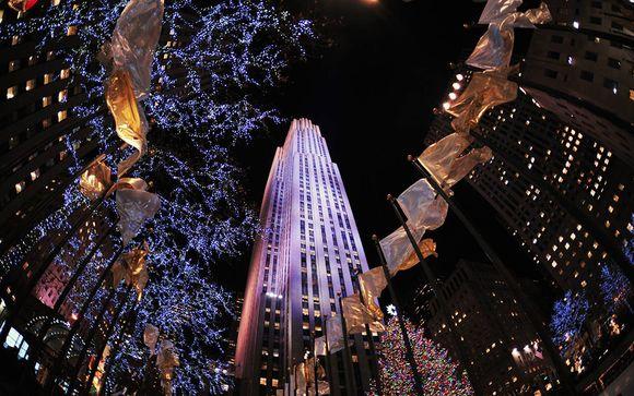 High Rise Contemporary Hotel in Midtown Manhattan
