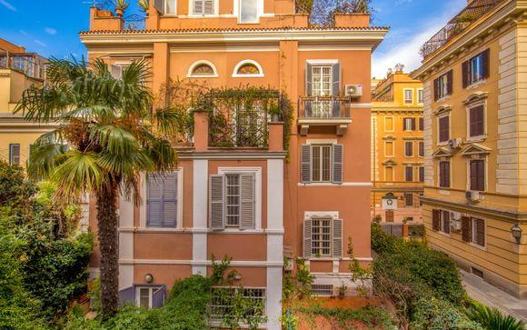 Hotel Villa Glori 4*