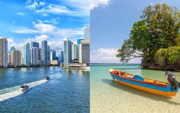 Casa Faena Miami Beach 4* & Grand Palladium Jamaica Resort & Spa 5*