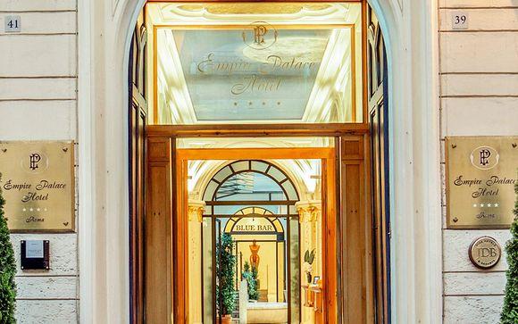 Hotel Empire Palace 4*