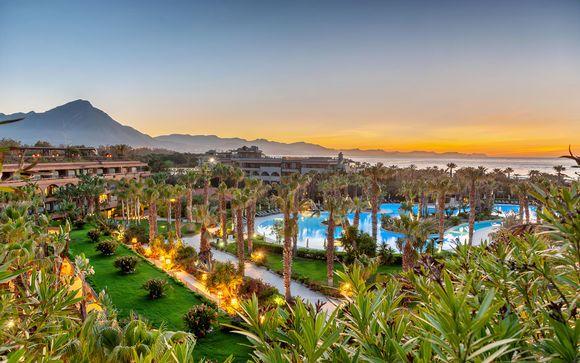 Elegante resort 4* sul mare tra Palermo e Cefalù