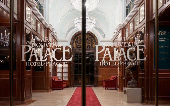 L'Art Nouveau Palace 5*