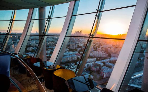 Swissotel Krasnye Holmy Moscow 5*