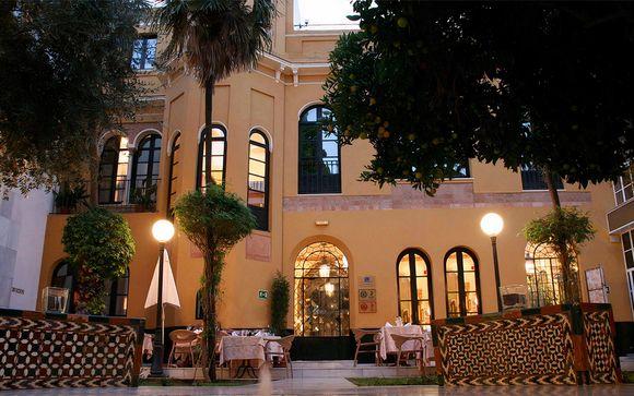 Poussez les portes de votre hôtel San Gil 4*
