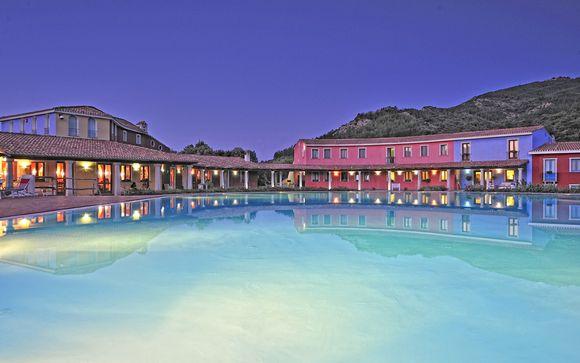 Hotel Orlando Resort 4* en Cerdeña