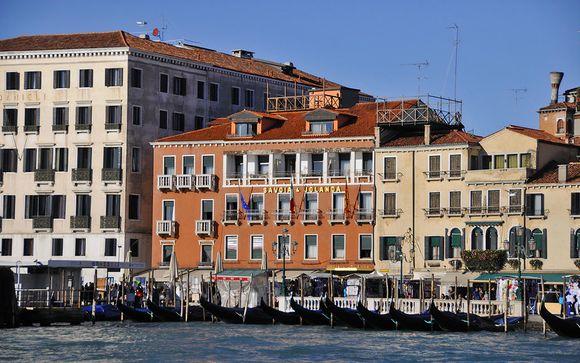 L'Hotel Savoia & Jolanda 4*S