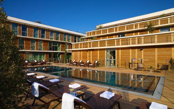 Courtyard By Marriott Montpellier 4*