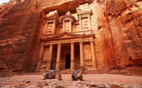 Rendez-vous en Jordanie