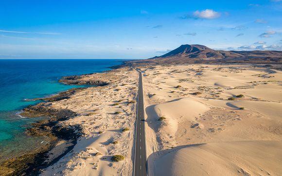 Corralejo, en Fuerteventura, te espera