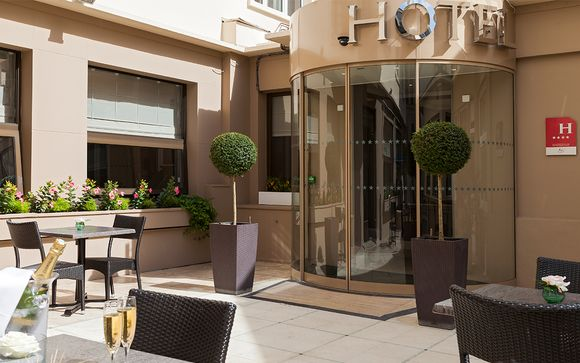 Timhotel Opera Blanche Fontaine 4*