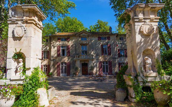 Il Château de Roussan 4*