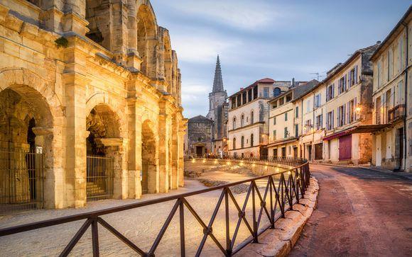 Rendez-vous à Arles