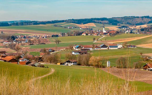 Willkommen in... Niederbayern!