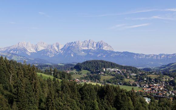 Willkommen in... Kitzbühel!