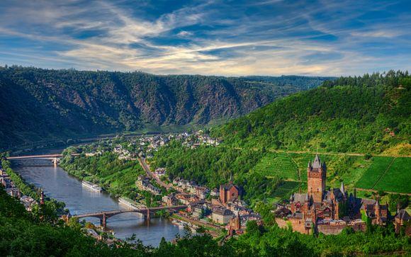 Rendez-vous dans... la vallée de la Moselle