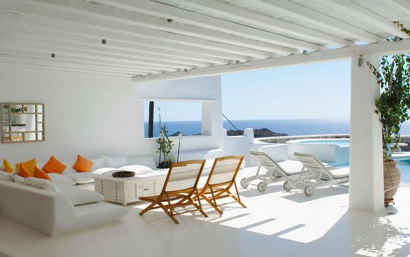 My Mykonos Retreat 5* - Adults Only