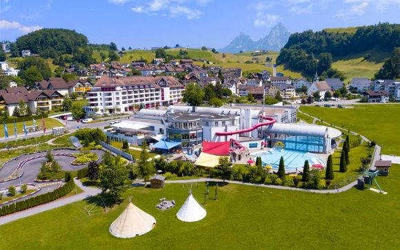 Swiss Holiday Park Resort 4*