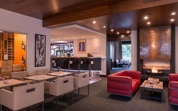Poussez les portes de l'hôtel Diana Restaurant & Spa 4*