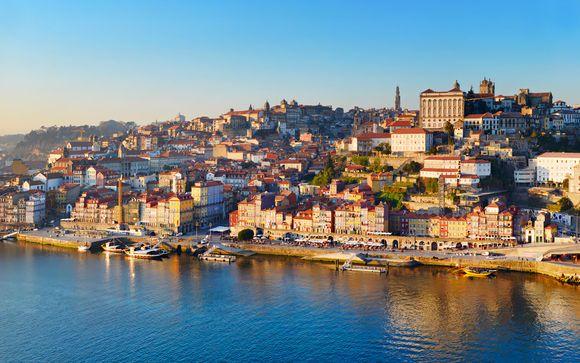 Oporto, en Portugal, te espera