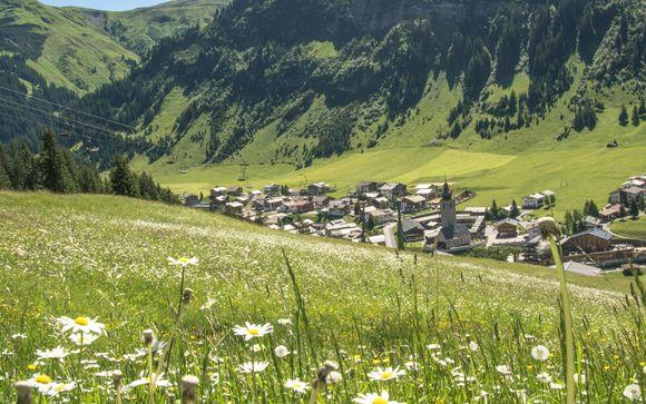 Willkommen in... Lech am Arlberg!