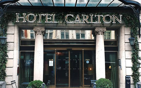 The Hotel Carlton Lille 4*