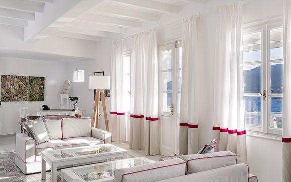Archipelagos Luxury Hotel 5*