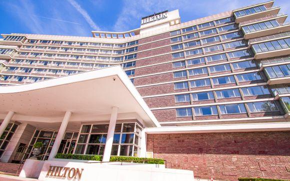 Hilton Hotel Amsterdam 5*