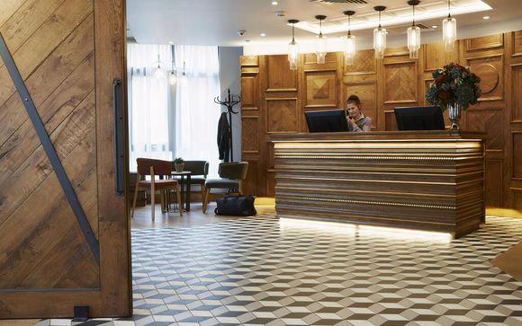 Hotel Indigo York 4*