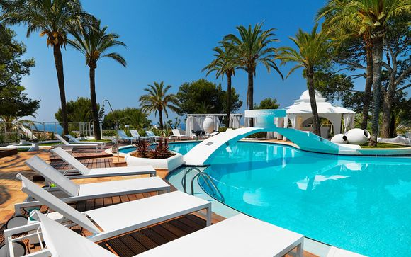 Relax in moderno 4* con piscina e spa in Costa Calma