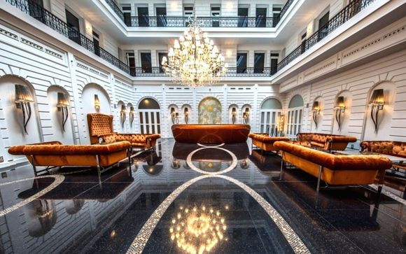 Prestige Hotel Budapest 4*