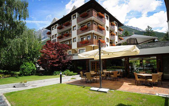 Hotel Rezia 4*