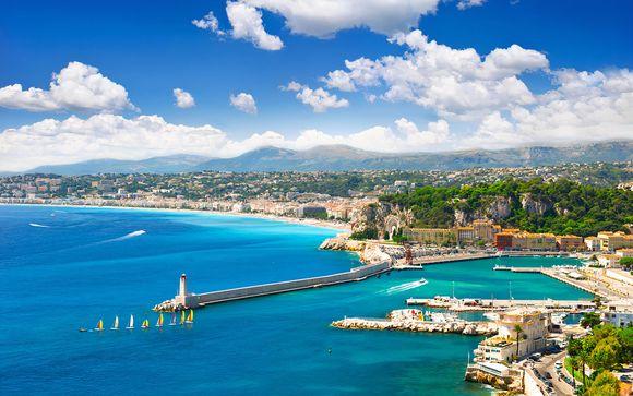 5* Art Deco sulla Promenade des Anglais