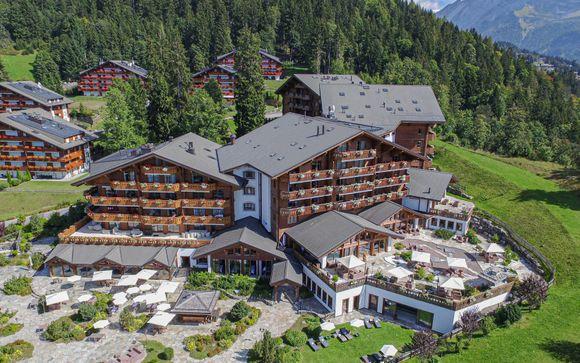 Résidence Chalet RoyalAlp Hotel & Spa 5*