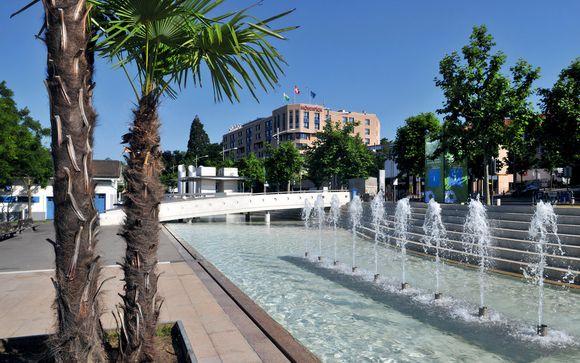 Movenpick Lausanne 4*