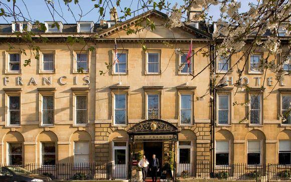 Francis Hotel Bath - MGallery by Sofitel 4*