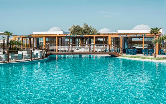 Mitsis Blue Domes Resort & Spa 5*