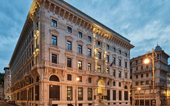 DoubleTree By Hilton Trieste 4*