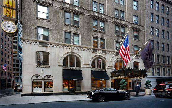 The Benjamin Hotel 5*