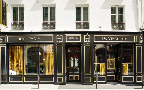 Da Vinci Hotel & Spa 4*